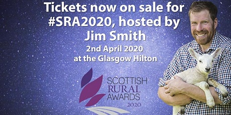 Scottish Rural Awards 2020 tickets