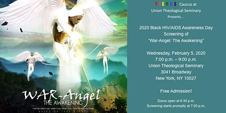 "2020 Black HIV/AIDS Awareness Day  Screening of  ""War-Angel: The Awakening"" tickets"