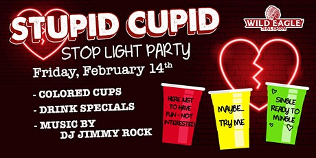 Downtown Wild Eagle's Stupid Cupid Ball tickets