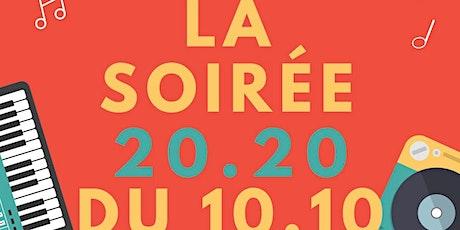 Save the date : la plus kool des soirées revient billets