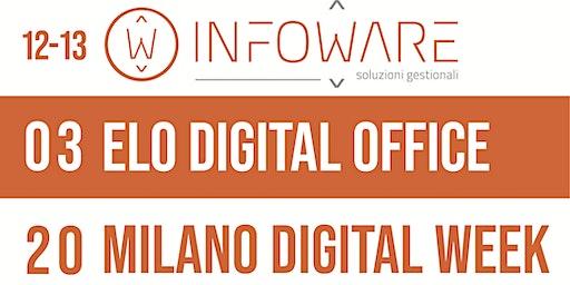 ELO Digital Office 4 Milano Digital Week 20