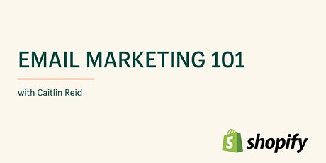 Email Marketing 101 tickets