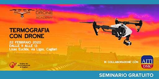 Termografia con Drone APR - Seminario gratuito