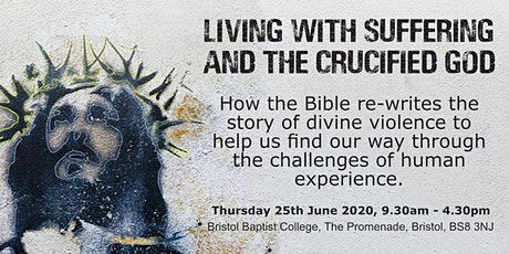 Living with Suffering and the Crucified God tickets