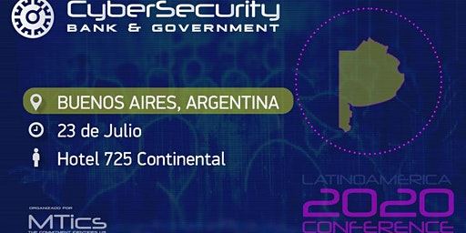Cybersecurity Bank & Government Buenos Aires- Argentina