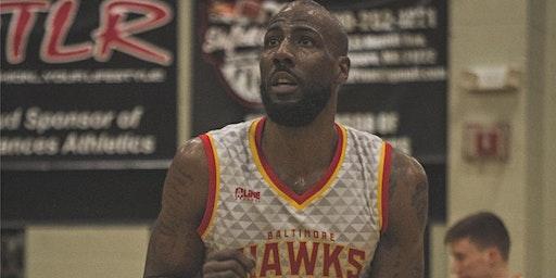 Baltimore Hawks vs Fredericksburg Grizzlies