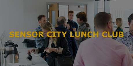 Lunch Club - April 2020 tickets