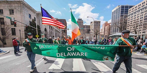 "45th Annual St. Patrick's Parade & ""Hooley"" AfterParty"