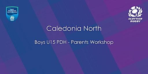Caledonia North Boys U15 PDH - Parents Workshop