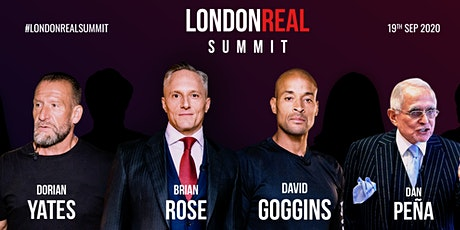 London Real Summit 2021 tickets