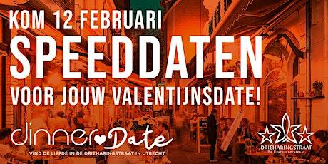 DinnerDate SpeedDate Editie tickets