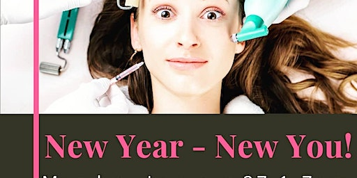 Open House - New Year, New You!
