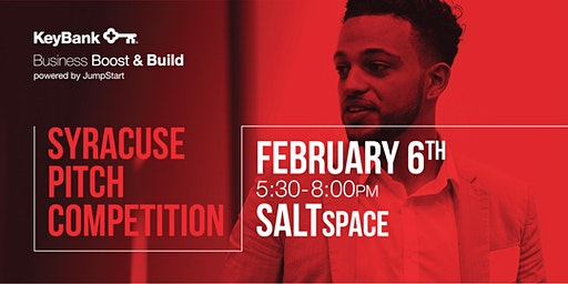 1st Annual KeyBank Business Boost & Build Pitch Event