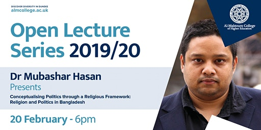 Open Lecture- Conceptualising Politics through a Religious Framework