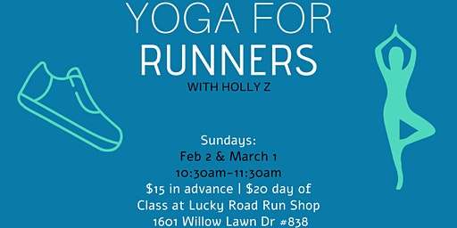 Yoga for RVA Runners: Winter 2020