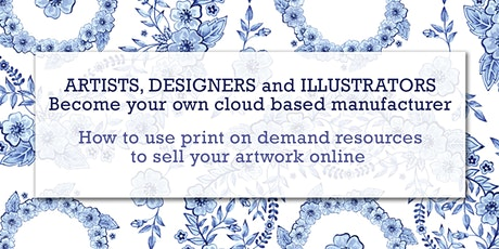 Cloud Based Manufacturing for Artists and Designers tickets
