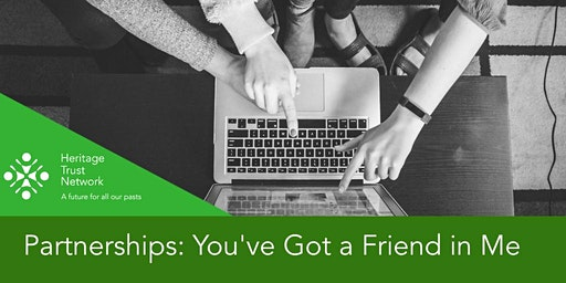 Partnerships: You've Got a Friend in Me