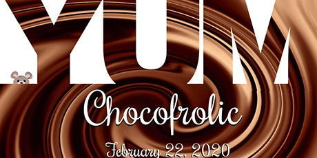 Chocofrolic tickets