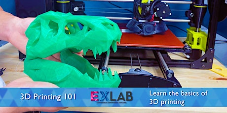 3D Printing 101 - EXLAB - Atlanta tickets