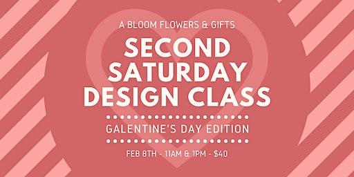 Galentine's Day Design Class