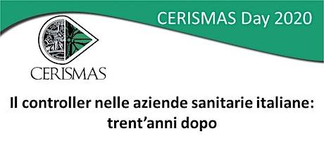 CERISMAS - Il controller nelle aziende sanitarie italiane: trent'anni dopo biglietti