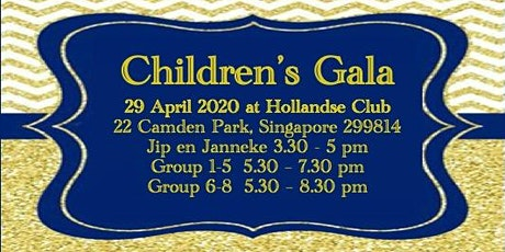 HSL100 Children's Gala tickets