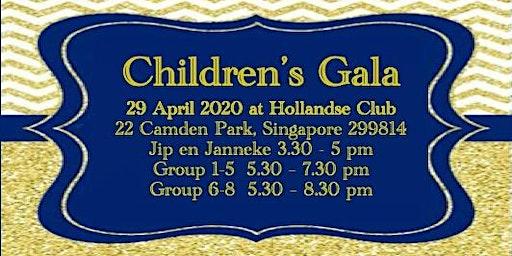 HSL100 Children's Gala