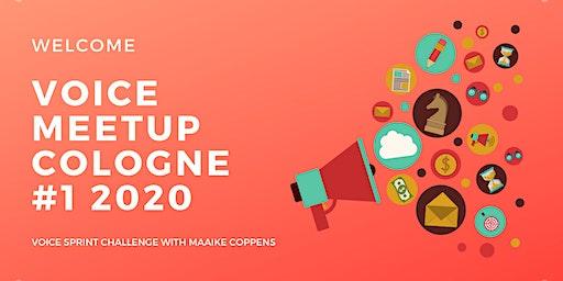 VOICE MEETUP COLOGNE #1 2020