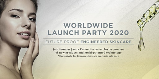 2020 IMAGE SKINCARE WORLDWIDE LAUNCH PARTY w/Janna Ronert - Salt Lake City