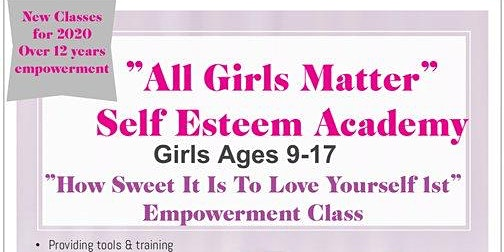 All Girls Matter Self Esteem Academy