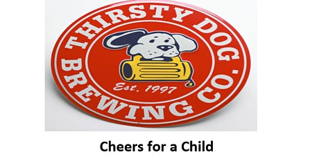 Cheers for a Child at the Thirsty Dog Brewery tickets