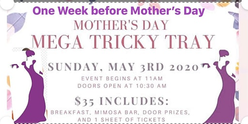 Mother's Day MEGA TRICKY TRAY