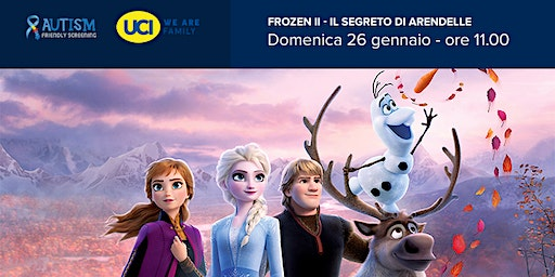 Frozen 2 - Oriocenter c/o Uci Cinema