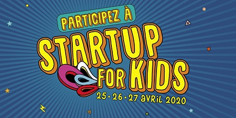 Startup For Kids Paris-Saclay 2020 tickets