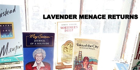 Lavender Menace LGBT Book Archive tickets
