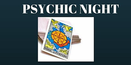 25-03-20 Hawkinge Cricket Club, Hawkinge - Psychic Night tickets