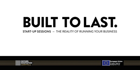 Built to Last Start-Up Sessions: The Reality of Running Your Business tickets