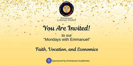 """Monday's with Emmanuel"" Winter Series 2020 tickets"