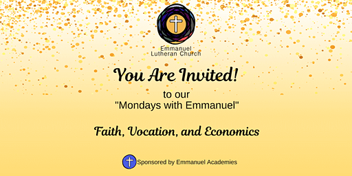 """Monday's with Emmanuel"" Winter Series 2020"