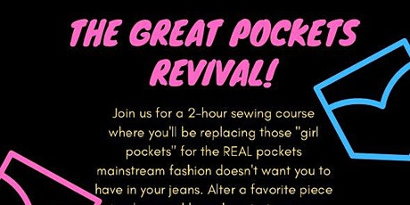 The Great Pockets Revival! tickets