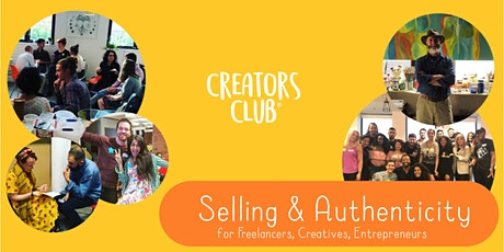 Newcastle Creators Club | JULY FOCUS: Selling & Authenticity tickets