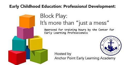 """Block Play: It's more than """"just a mess"""""""