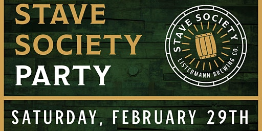 Stave Society Welcome Party