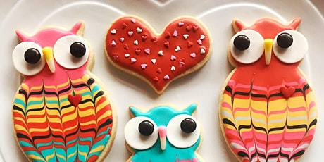 Galentines Ladies Night Cookie Decorating Workshop for Adults at West Elm tickets
