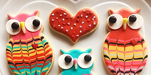 Galentines Ladies Night Cookie Decorating Workshop for Adults at West Elm