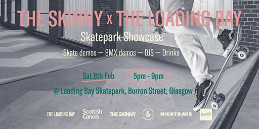 The Loading Bay x The Skinny | Launch Party w/ Nightrave
