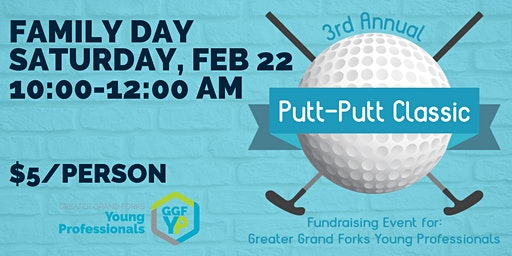 GGFYP's Mini Golf Family Day