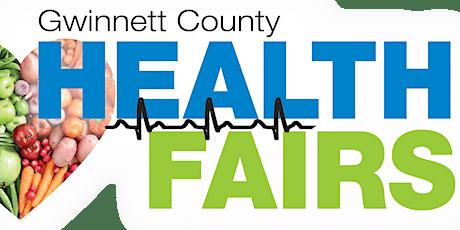 Gwinnett County Health Fair - SUWANEE tickets