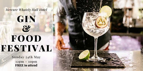 Gin & Food Festival tickets