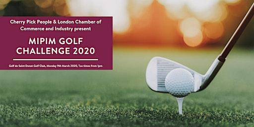 MIPIM Golf Challenge 2020
